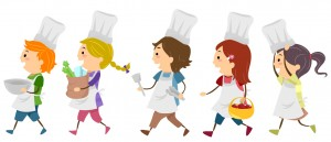 Cooking Kids