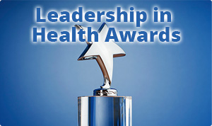 Leadership in Health Award