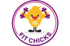 Logo for Fit Chicks