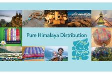 Logo for Pure Himalaya Distribution