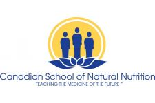 Logo for Canadian School of Natural Nutrition