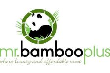 Logo for Mr Bamboo Plus