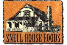 Logo for Snell House Foods