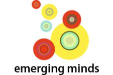 Logo for Emerging Minds Est