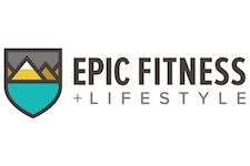 Logo for Epic Fitness + Lifestyle
