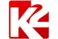 Logo for K2 Kickboxing