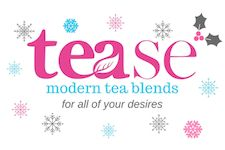 Logo for Tease Tea