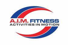 Logo for A.I.M. Fitness
