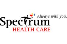 Logo for Spectrum Healthcare - Seniors for Seniors